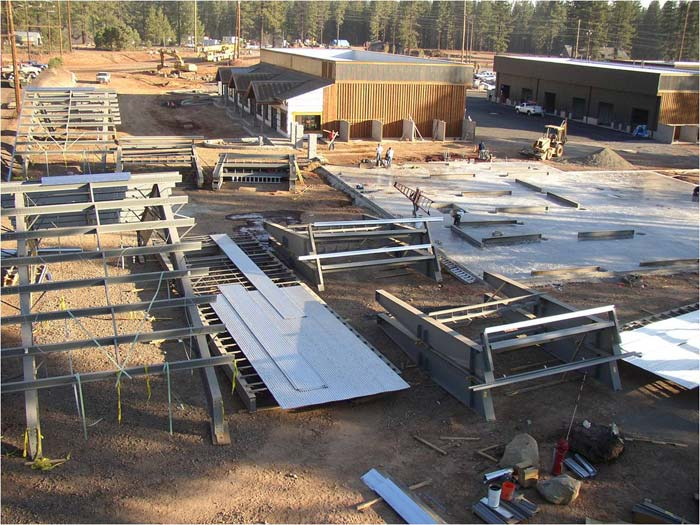 Striplin Walker Construction Inc Steel Buildings