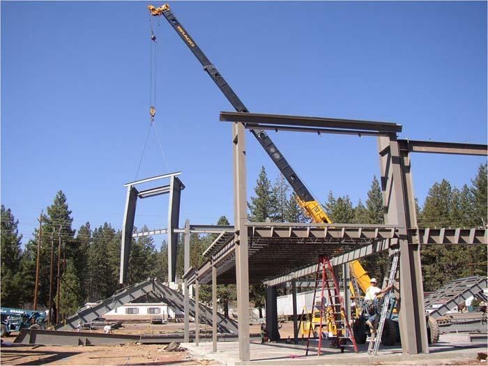 Striplin Walker Construction Inc Steel Buildings